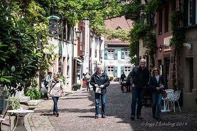 Freiburg - Die Altstadt