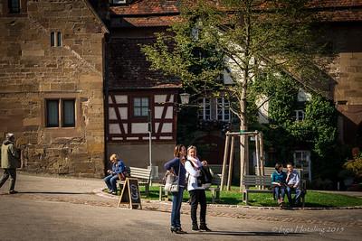 Kloster in Maulbronn, Germany September 2015