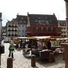 Freiburg im Breisgau - Street Market