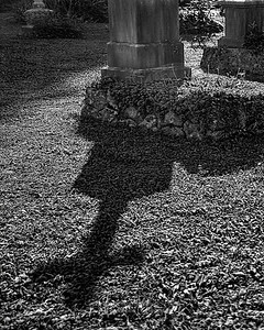 Salzburg Graveyard Austria