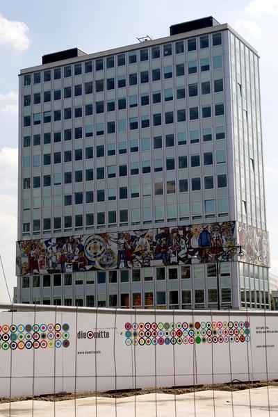 House of Teachers Alexanderplatz Berlin
