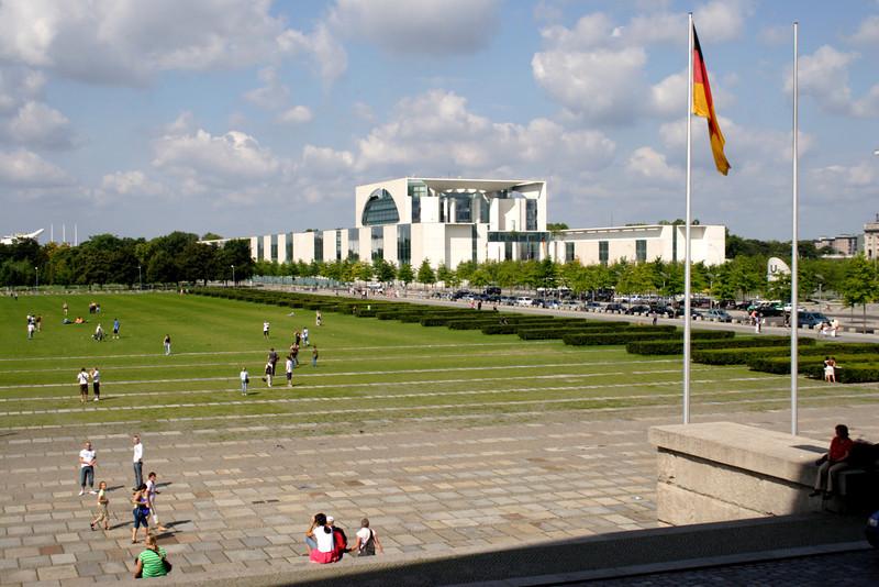 Bundeskanzleramt Federal Chancellery Berlin