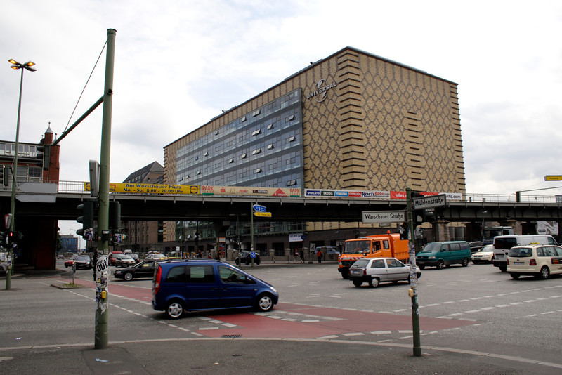 Warschauer Strasse Berlin