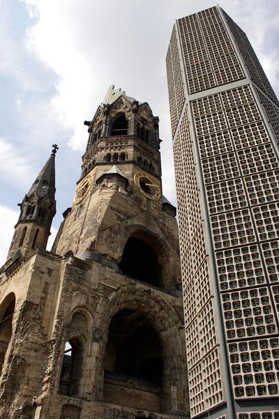 Kaiser Wilhelm Memorial Church Berlin