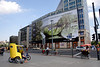 Giant billboard Potsdamer Platz Berlin