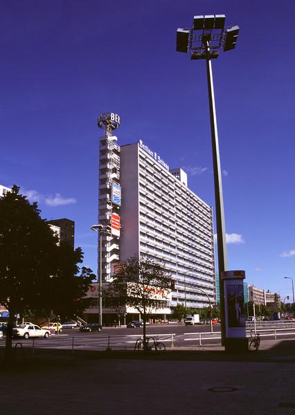 Berliner Zeitung office building Berlin