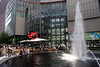 Sony Centre Potsdamer Platz Berlin August 2007