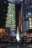 Sony Centre Potsdamer Platz Berlin at night