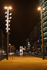 Potsdamer Platz Berlin at night