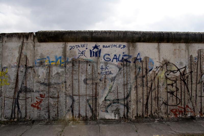 Berlin Wall Bernauer Strasse August 2007