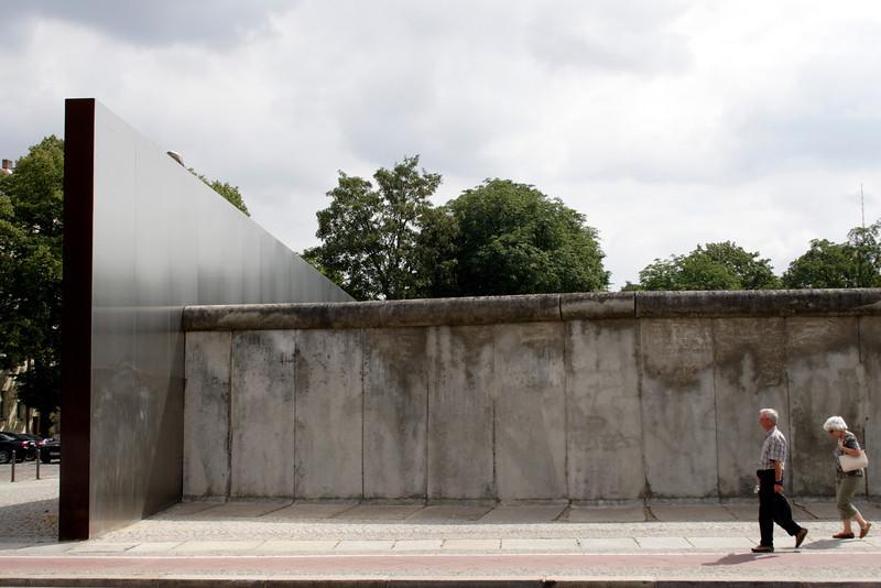 Gedenkstatte Berliner Mauer memorial of the Berlin Wall