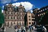 Courtyard of Heidelberg Castle