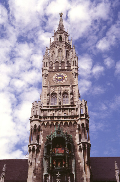 New Town Hall Munich