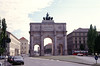 Victory gate Munich
