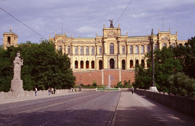 Bavarian Parliament Munich