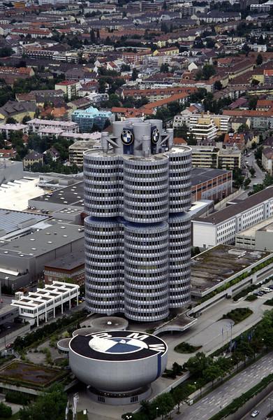 BMW office building Munich