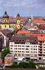 Munich skyline view from New Town Hall