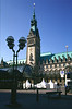 Town Hall Hamburg Germany