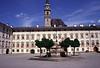 St Peters Abbey courtyard Salzburg