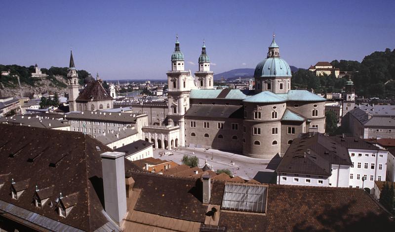Cathedral Salzburg