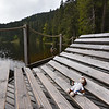 Chillin' at Mummelsee in the Black Forest