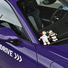 BMW Racing Bear's new traveling companion - Porsche Racing Bear