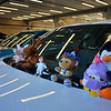 BMW Racing Bear made some new friends at Spa