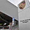 Paying a visit to Porsche HQ in Stuttgart