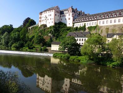 Weilburg Schloss Lahn River