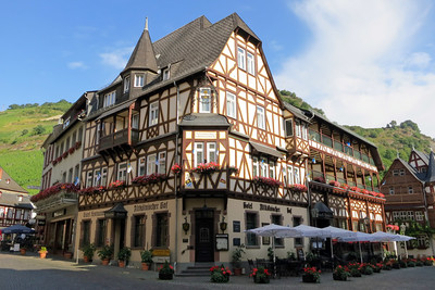 AltKonisher Hof Bacharach