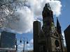 IMG_4627 The Kaiser Wilhelm Church was left as a reminder of the sensless destruction of war