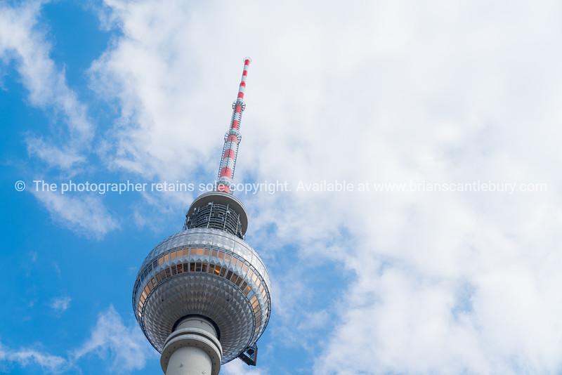 Fernsehturm television tower