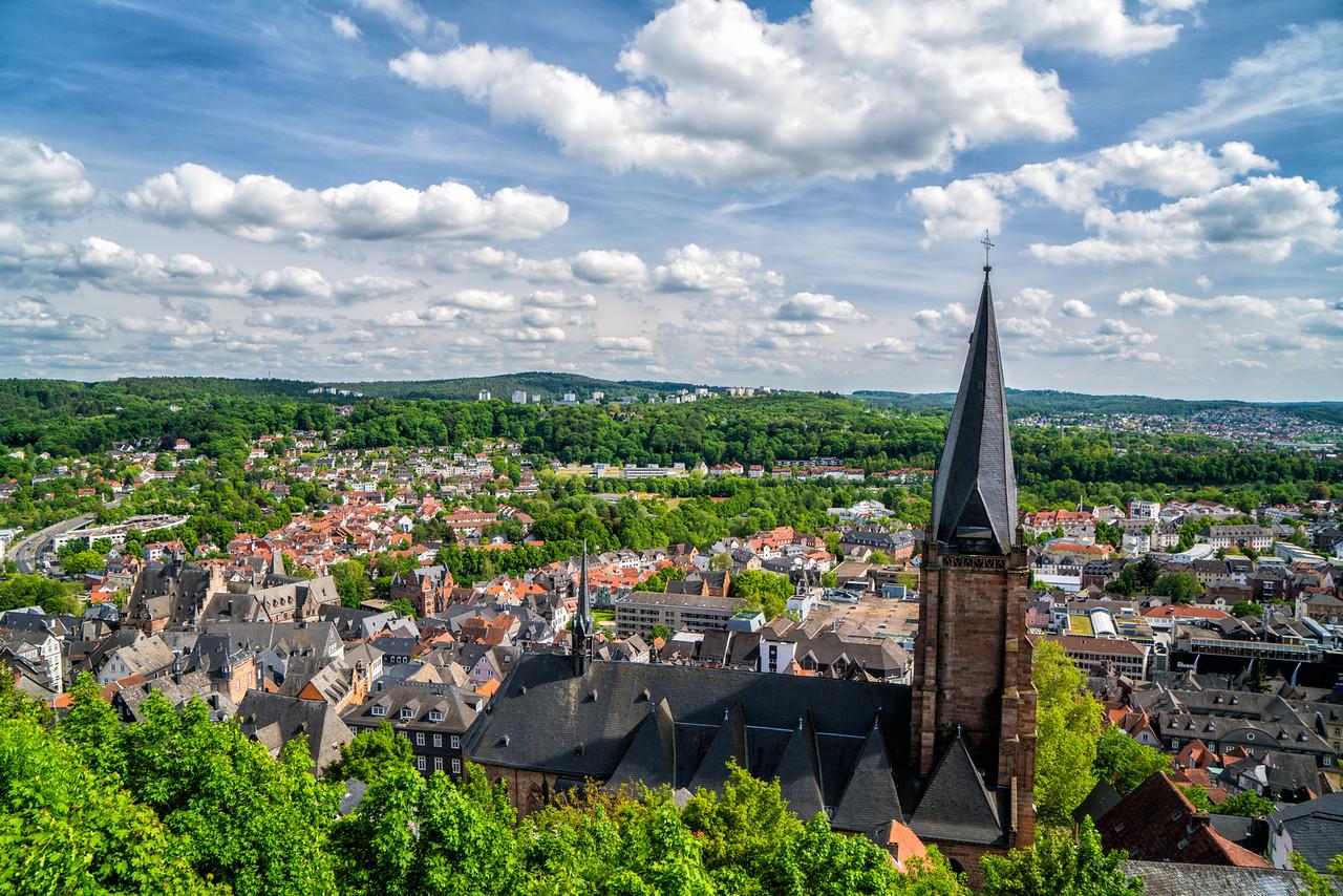Lutherische Pfarrkirche St. Marien