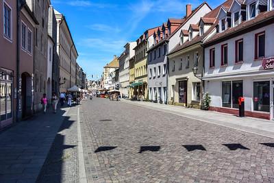 Main Street of Wittenburg