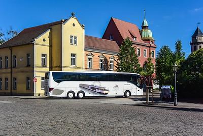 Viking Tour Bus