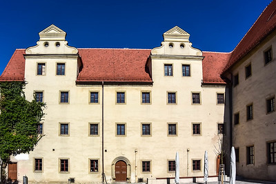 Martin Luther's Home / Museum