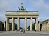 Brandenburg Gate, Berlin, May 30, 2013.