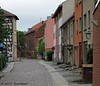 Stralsund City streets, May 26, 2013.