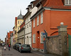 Stralsund City streets, May 24, 2013.