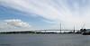 Causeway to Rugen Island, Stralsund, May 24, 2013.
