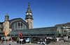 Hamburg Main Transit Station. May 17, 2013. Every trip starts here.
