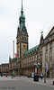 Hamburg Rathaus (City Hall). May 17, 2013.