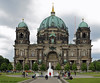 Berlin Cathedral, May 29, 2013.