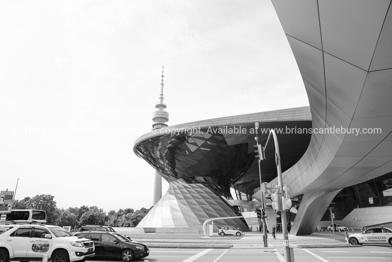 Architecture of BMW Museum, Museum