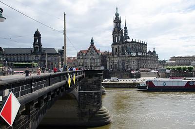Dresden, Elbe River