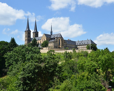 Former monastery of Bamberg, now a retirement home.