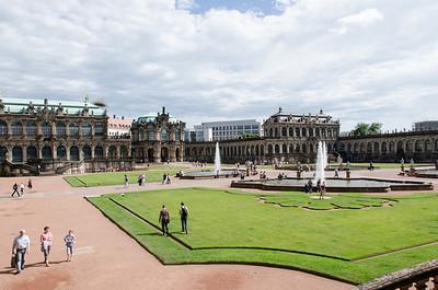 Dresden, Zwinger