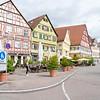 Picturesque small German town of Esslingen