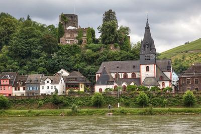Germany, Switzerland & Austria