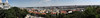 Panoramic Photo taken in Budapest July 5 2015